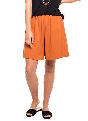 Zafina Imogen Shorts Rust