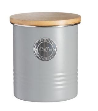 Typhoon Coffee Storage Grey