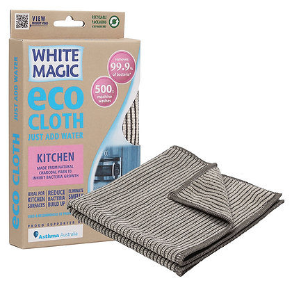 White Magic - Eco Cloth - Kitchen