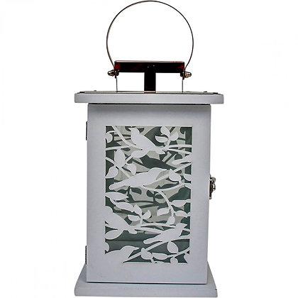 Lantern White Birds