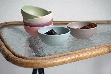 Zuperzozial - Tasty Treat Bowls - set of 6