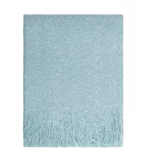 Throw Sterling Blue