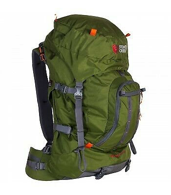 Stoney Creek - Buller 60 Backpack - Bayleaf