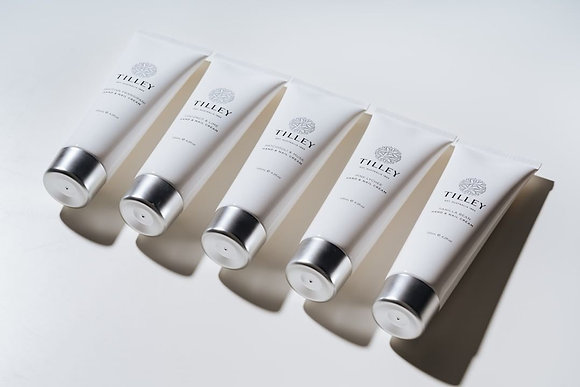 Tilley - Hand and Nail Cream - Various Fragrance