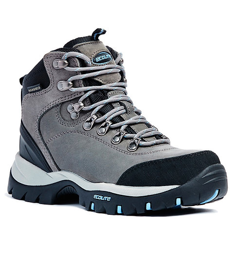 Ecolite - Torrance Hiking Boots - Grey