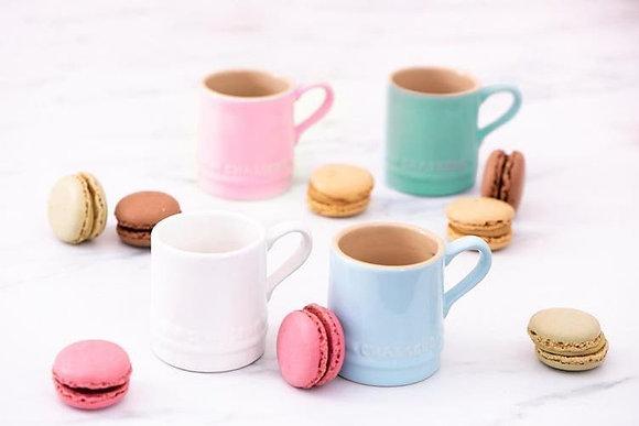 The Macaron Collection Petit 4 Piece Cup Set