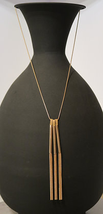 Stilen - Camille Necklace - Rose Gold