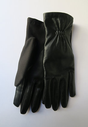 Michel Rouen - Leather Glove - Black