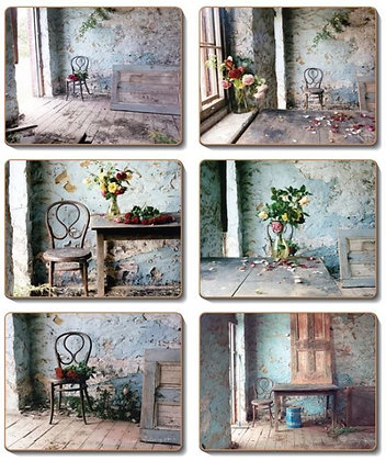 Coasters Blue Room set of 6