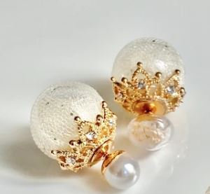 Lilio GlassBall Earrings