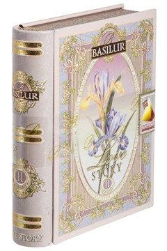Basilur - Mini Tea Book Love Story Volume II - Ceylon Black Tea