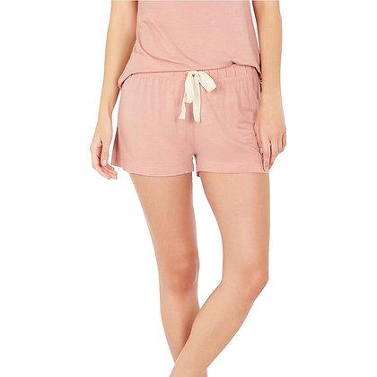 Boody Goodnight Sleep Shorts Dusky Pink