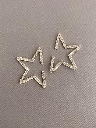 Lilio Earrings Diamante