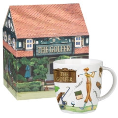 Queens - At Your Leisure  - Golfer Mug