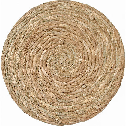 Placemat Seagrass Rope Natural