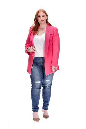 Stella Royal Tuxedo Blaser Pink