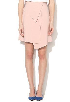Closet London - Spent Design Skirt - Pink