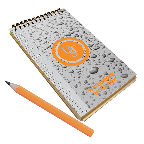 UST - Waterproof Notebook