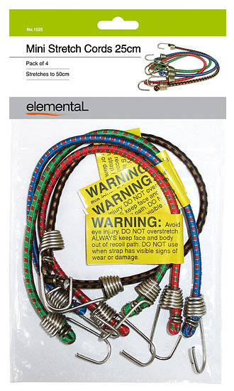 Elemental - Mini Stretch Cord