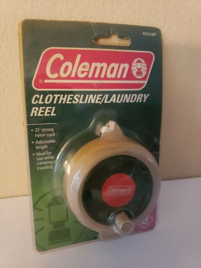 Coleman - Clotheslines - Laundry Reel