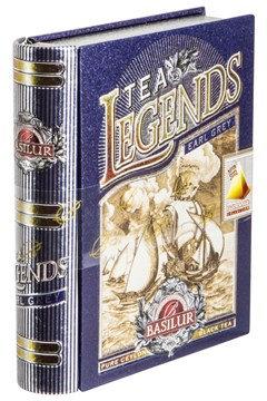 BaH Basilur - Tea Legends - Earl Gray