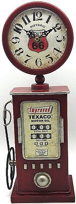 Clock Texaco Bowser