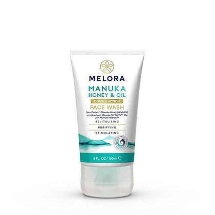 Melora Face Wash - Manuka Honey & Oil