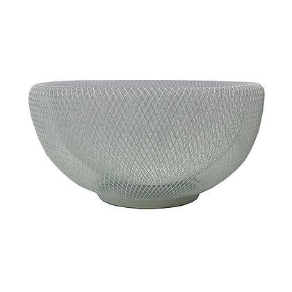 Mesh Bowl 29cm White