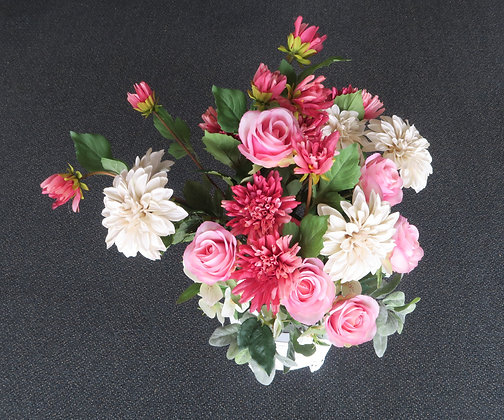 Artificial Flowers and Foliage - various
