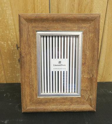 Linens+Moore - Wood Photo Frame