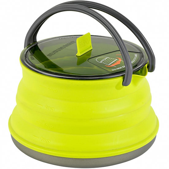 Sea to Summit - Collapsible XPot Kettle - Green