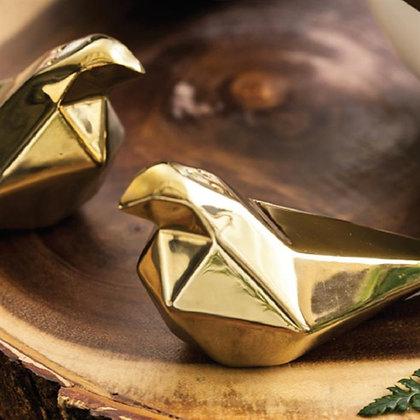Timberline Gold Salt & Pepper Birds