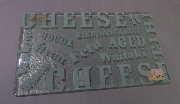 The Art of Glass - Revitaglass Cheese Server