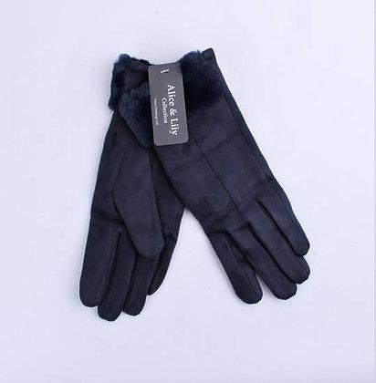 Alice & Lily Gloves Navy