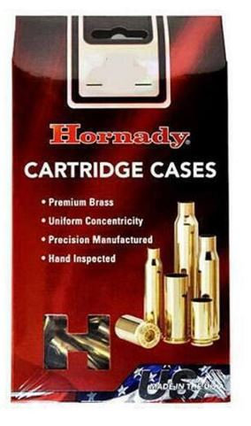 Hornady 308 Win Brass Cases x50