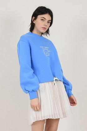 Lili Sidonio Sweater Blue