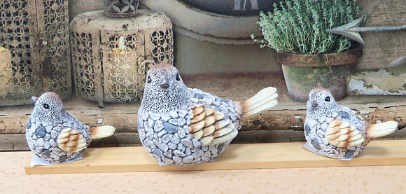Pebble Bird