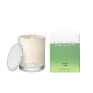 Ecoya - French Pear Mini Madison Candle