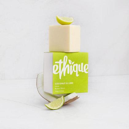 Ethique Butterblock Coconut/lime