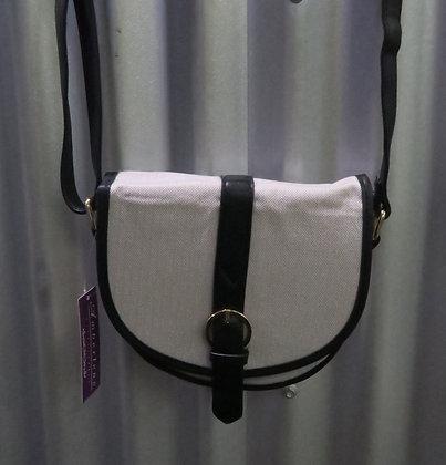Amberlene - Half Round with Buckle Handbag