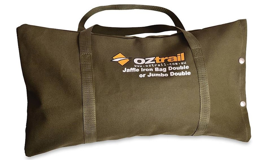 OZtrail - Canvas Jaffle Iron Bag Double