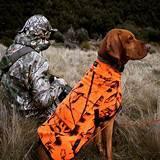 Stoney Creek - Jones Dog Coat - Orange or Black