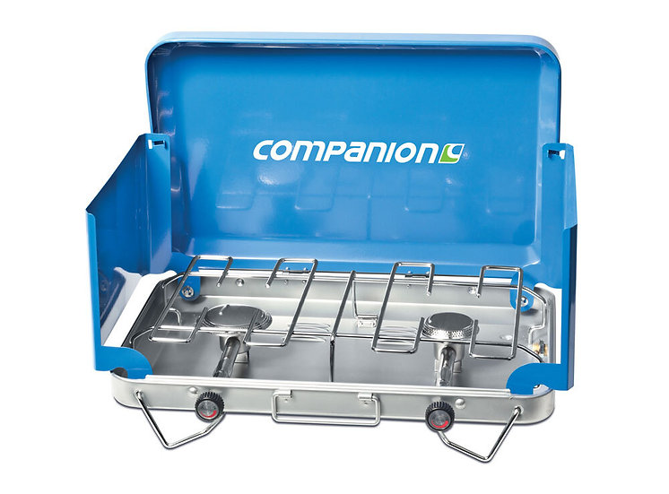Companion - 2 Burner Gas Stove