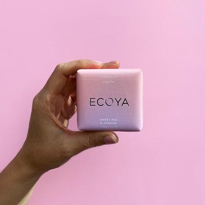 Ecoya - Sweet Pea & Jasmine Soap