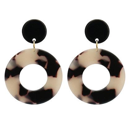 Olive Tiger Rosabel Earrings