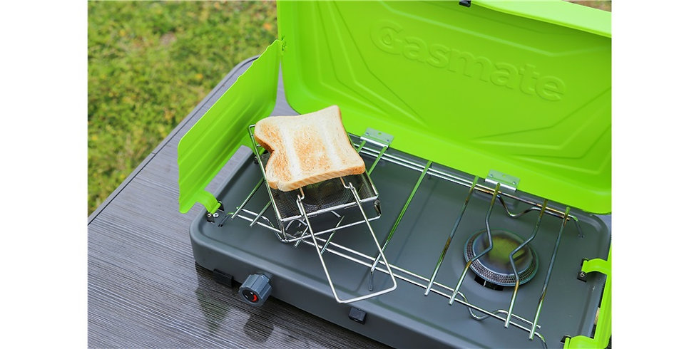 Kiwi Camping - Folding Toaster