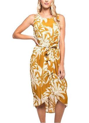 Zafina Arla Dress Palm