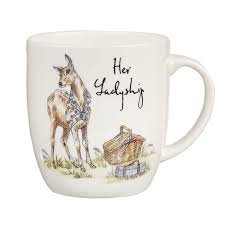 Country Pursuits Mug Her Ladyship
