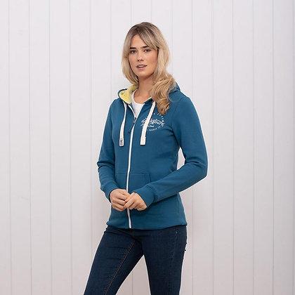 Brakeburn Megan Hoodie Blue