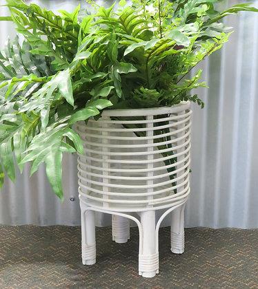 LaVida - White Plant Stand